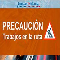 Suspensión de tránsito en av. Regimiento Arica de Coquimbo