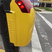 Operativas nuevas botoneras peatonales inclusivas en la ciudad de La Serena