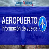Estado de vuelos aeropuerto La Florida de La Serena