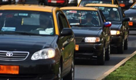 Parque vehicular de taxis básicos, ejecutivos, de turismo y colectivos, es congelado hasta el año 2025
