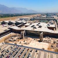 Entra en vigencia de la apertura de fronteras en el aeropuerto de Santiago