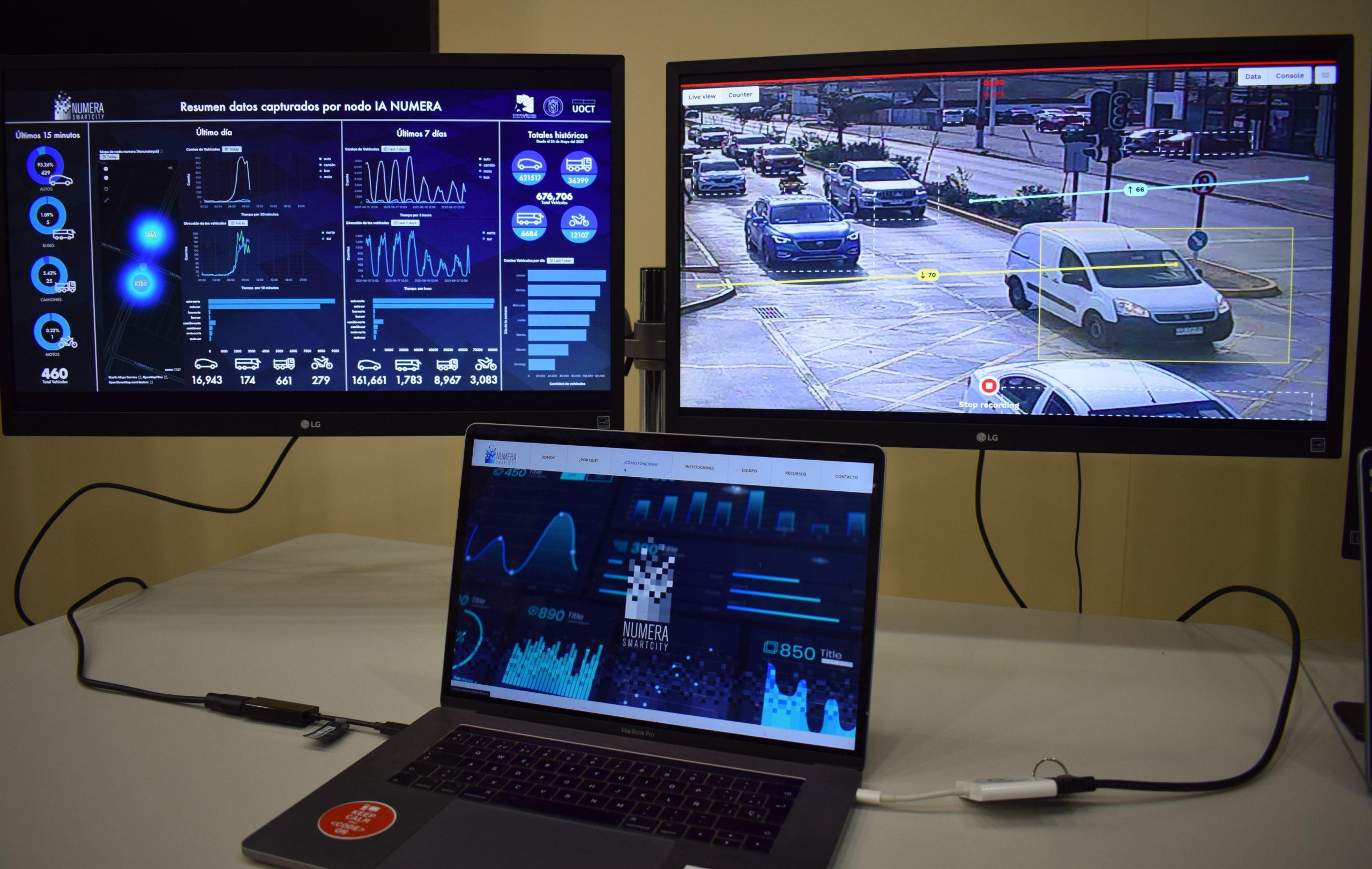 MTT lanza piloto de inteligencia artificial que ayudará a gestionar la movilidad en La Serena y Coquimbo