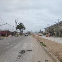 Habilitan normal tránsito vehicular en av. Regimiento Arica de Coquimbo
